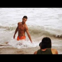 TBT Video – 2(X)IST CAMPAIGN S/S 2014: Behind The Scenes