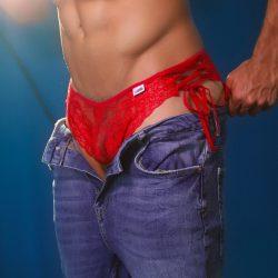 Should we try Lace Men's Underwear?