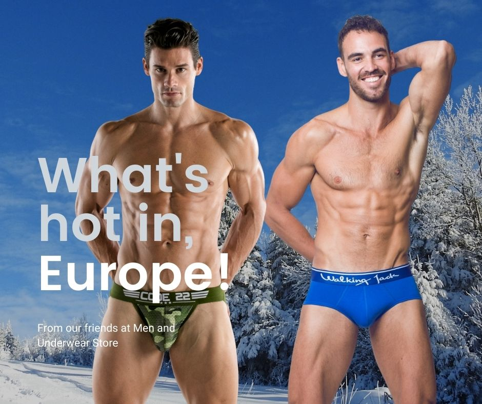 What's Hot in Europe - Valentine's Edition