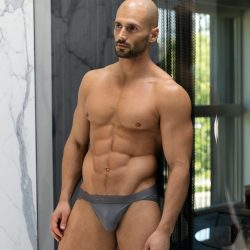 Underwear Review – Todd Sanfield Defiant Sports Brief