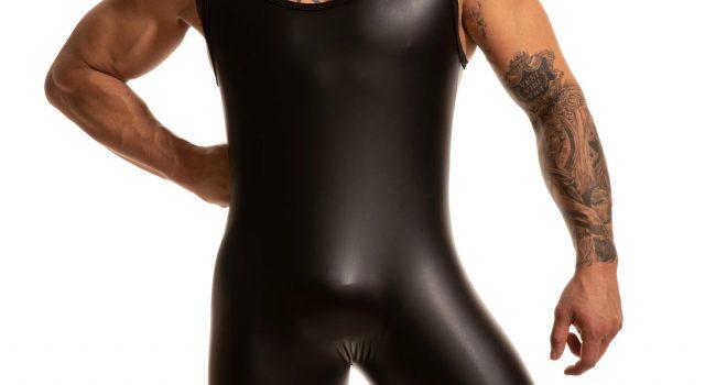 N2N Bodywear Erotic Eagle Singlet