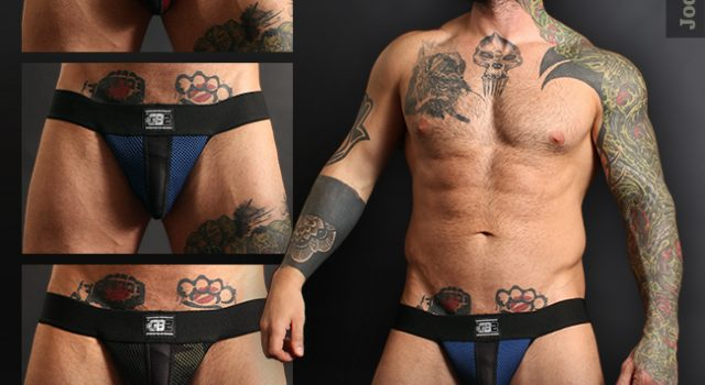 GBGB Jockstraps Return to Jockstrap Central