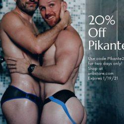 Get 20% off Pikante