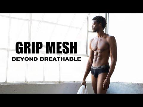 C-IN2 GRIP Mesh: Beyond Breathable