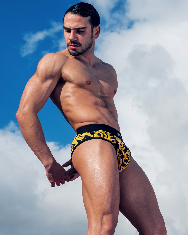 WAPO Underwear by Simone Pilia