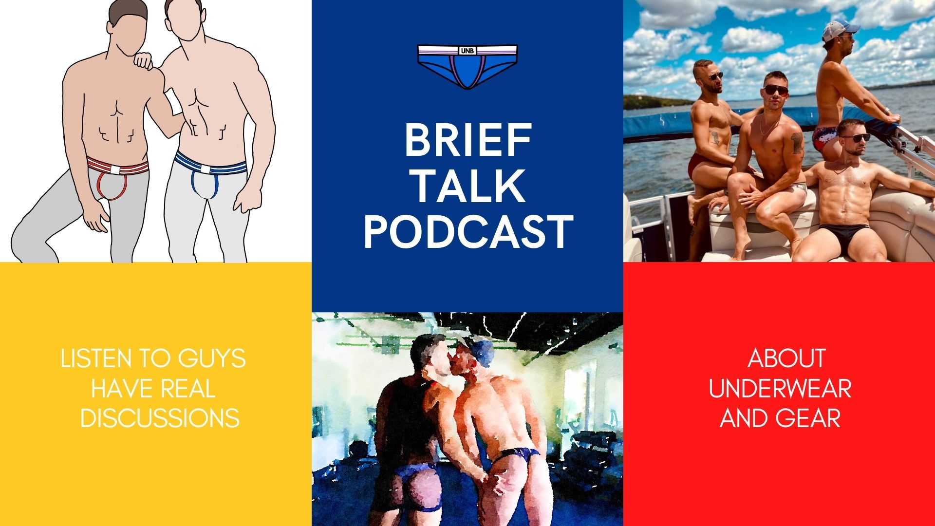 Listen to the UNB Podcast - Brief Talk