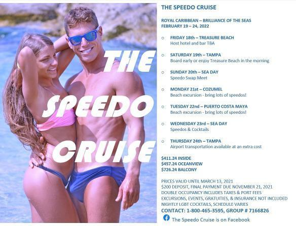 Set Sail - Speedo Curies 2022