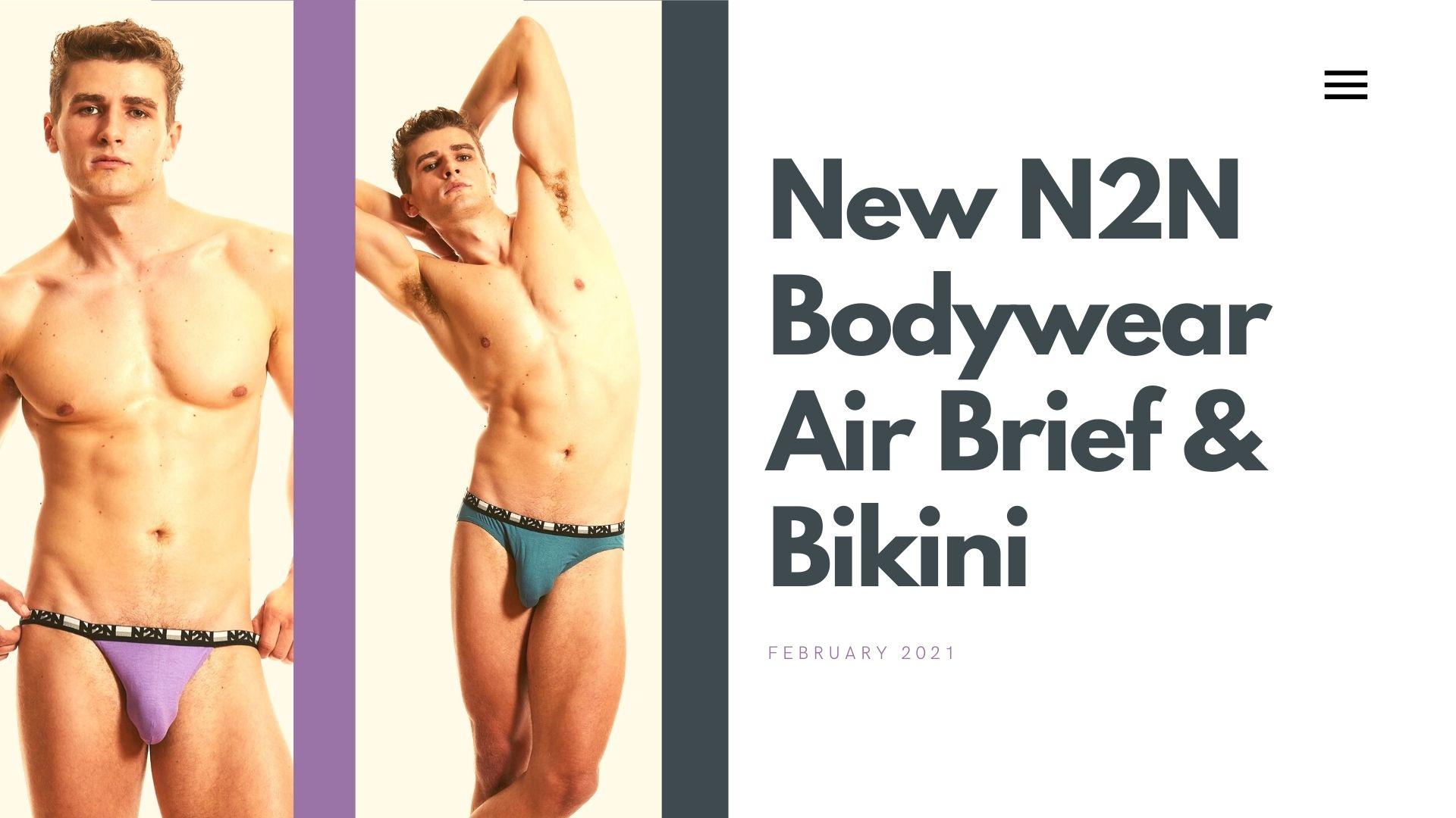 New N2N Bodywear New Air