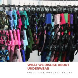 Brief Talk Podcast – What we dislike about underwear