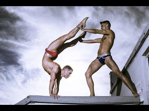 TBT Video featuring - Underwear Acrobatics: CORE-Warrior Brief