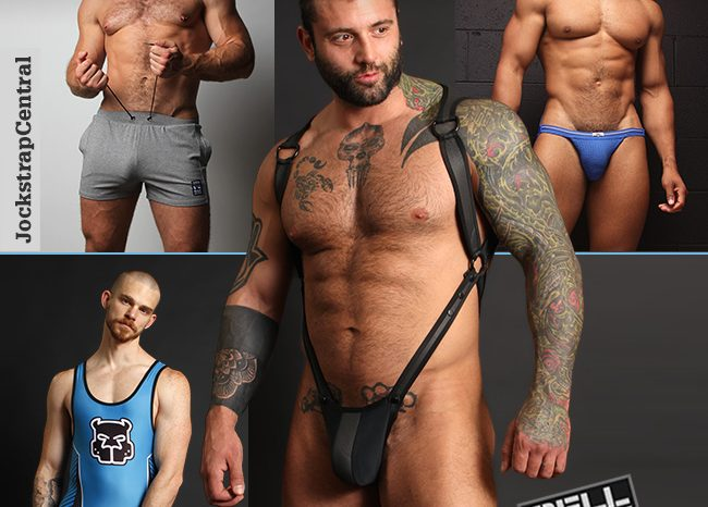Cellblock 13 Gear Up and Get Off Sale at Jockstrap Central