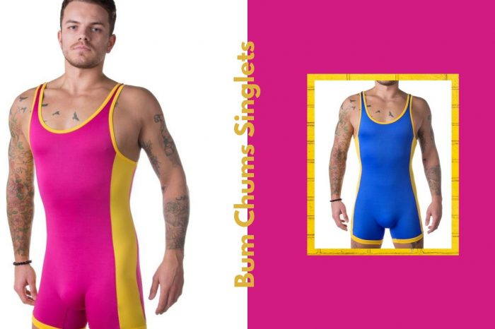 Bum Chums Re-Releases Classic Singlets