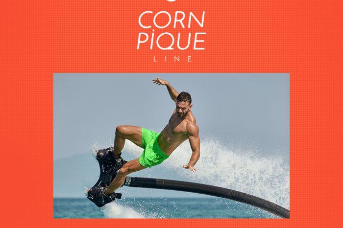 Corn Pique Line by Modus Vivendi