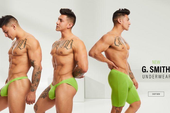 Go Green with N2N Bodywear G Smith line
