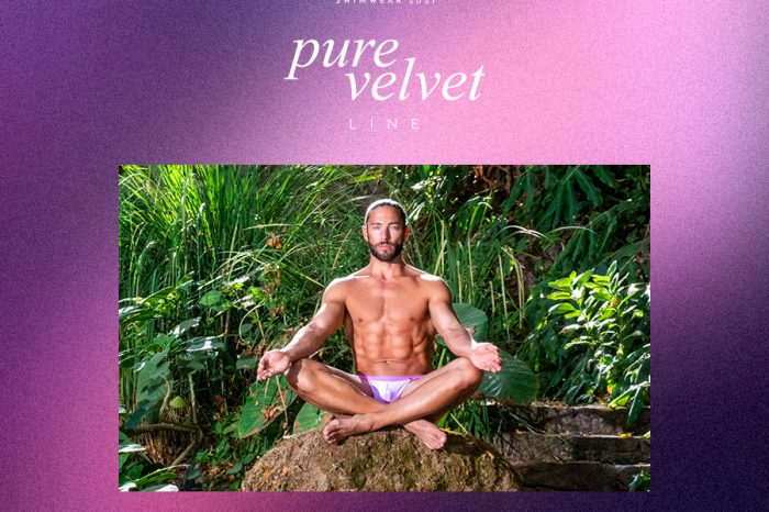 Pure Velvet Swimwear Line by Modus Vivendi