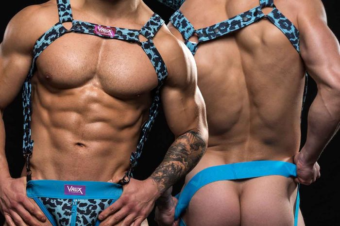 Brief Distraction featuring Vaux By Timoteo