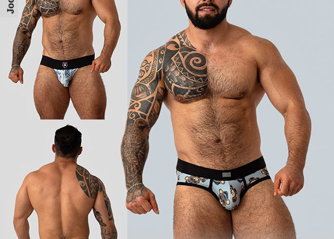 NEW BRUTO JOCKS AND BRIEFS - GEAR FOR BEARS, CUBS, DADDIES AND MORE