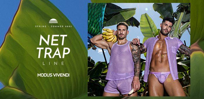 Net Trap Underwear Line by Modus Vivendi