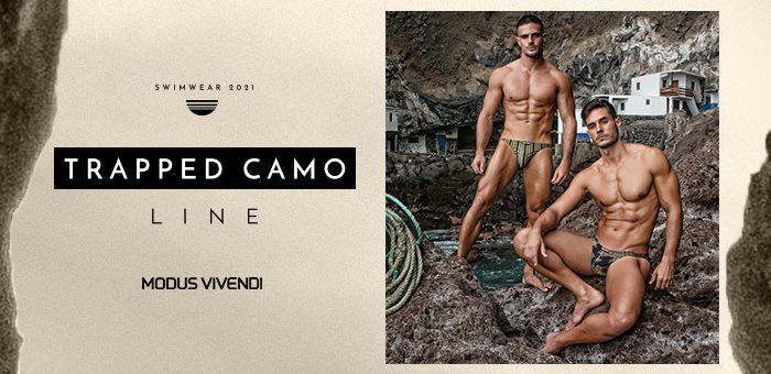 Trapped Camo Line by Modus Vivendi