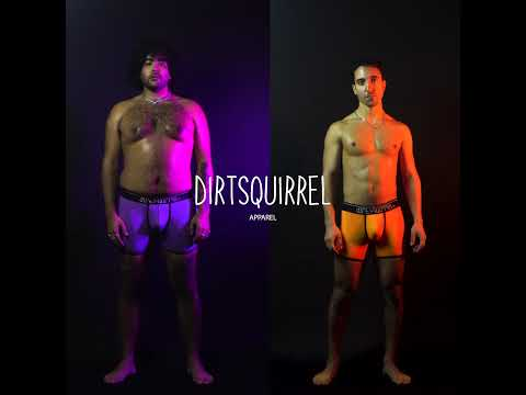 Bamboo Fibre Underwear that's Beyond Comfortable by Dirt Squirrel