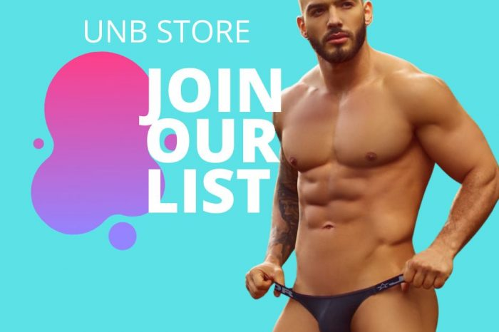 Join our Email list for UNB & UNB Store