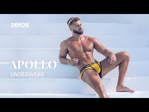2EROS Apollo Underwear Series