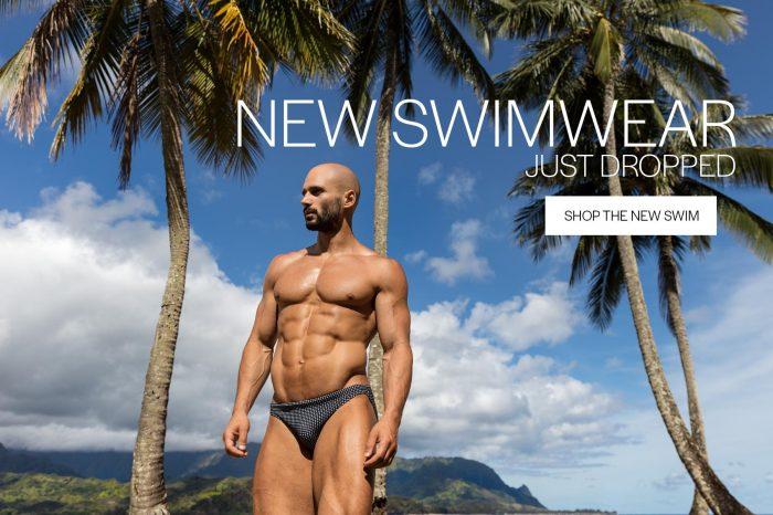 Todd Sanfield Drops New Swimwear