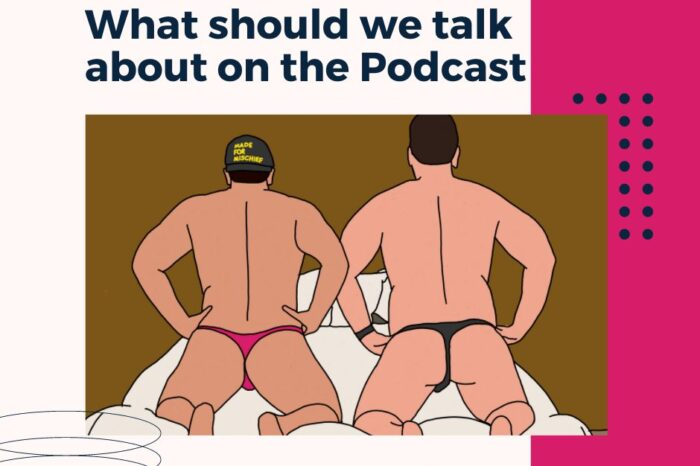 What do you want to hear on the Podcast