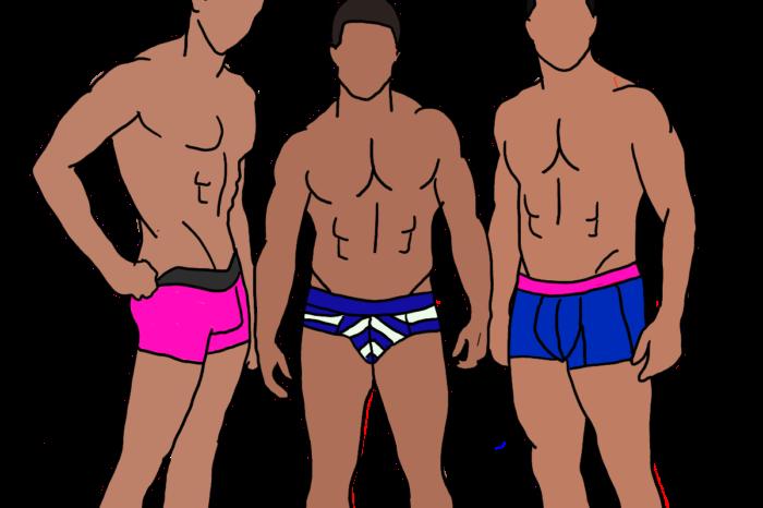 Underwear is ART!
